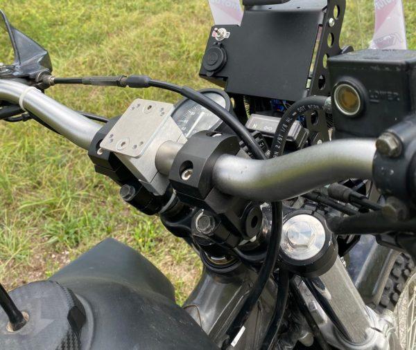 Support GPS de guidon