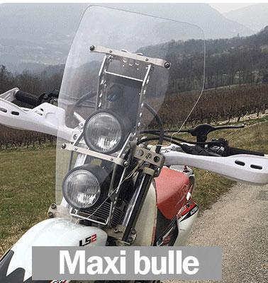 maxi bulle moto ppma