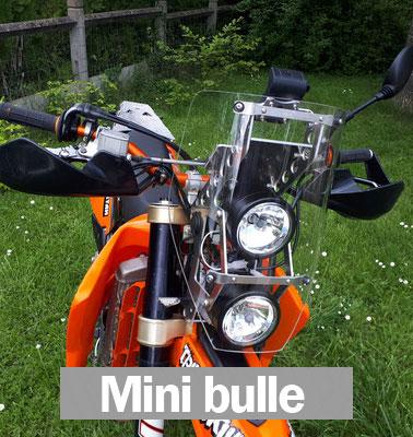 mini bulle moto ppma