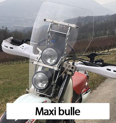 bulle plexi