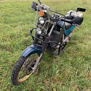 tête de fourche rally honda transalp 600