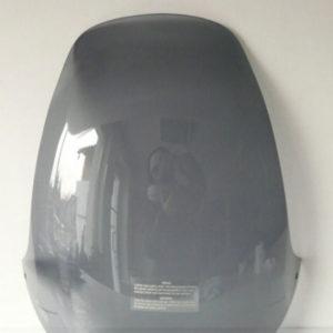 bulle haute fumée bmw F 650 avant 2001