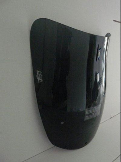 bulle haute fumée bmw F 650 GS de 2001 à 2003
