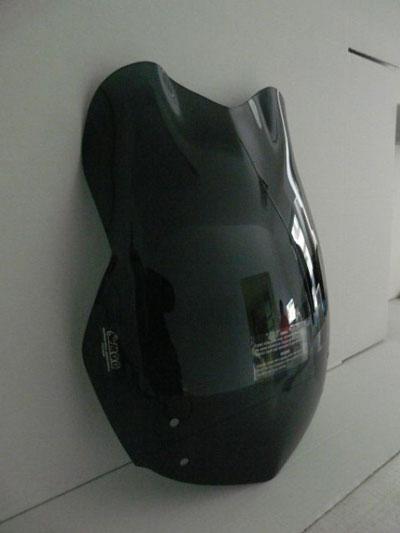 bulle haute fumée bmw F 650 GS de 2004 à 2007