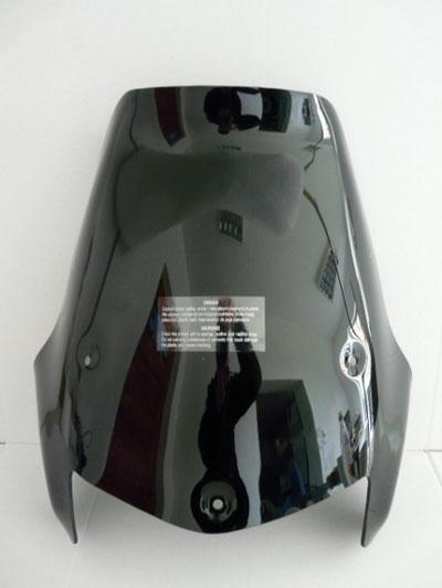 bulle haute fumée bmw F 650 GS Dakar de 2001 à 2003