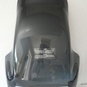 bulle haute fumée BMW R1100 GS