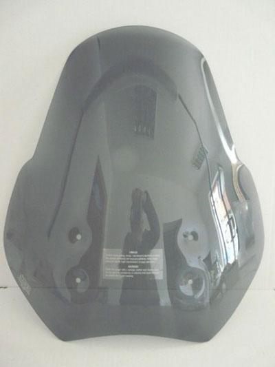 bulle haute fumée Kawasaki 650 Versys de 2006 à 2009