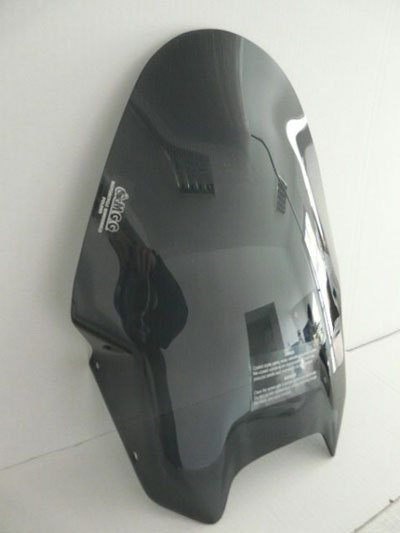bulle haute fumée Kawasaki 650 Versys de 2010 à 2014