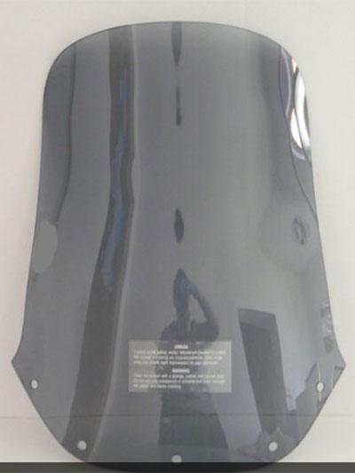 bulle haute fumée yamaha XT 600 Z