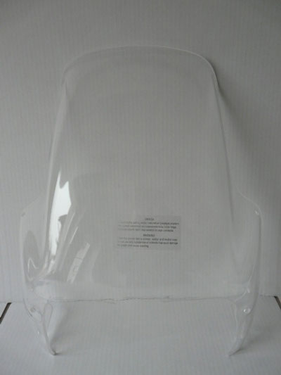 bulle haute transparente BMW R1100 GS