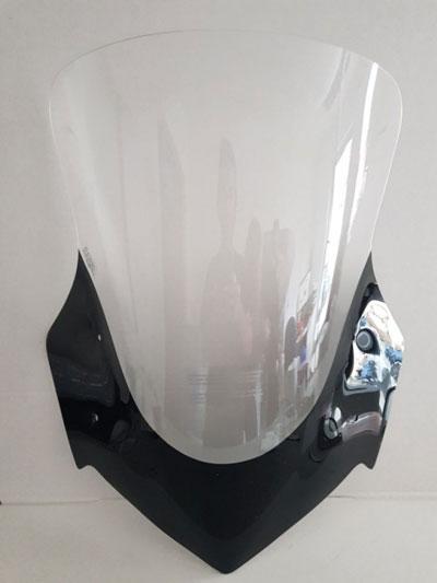 bulle haute yamaha 1200 xtz de 2014 à 2017