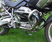 Crash-bars moto