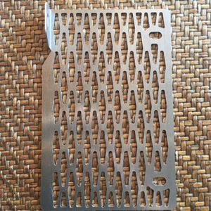 protection de radiateur kawasaki 650 KLR