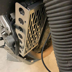 protection de radiateur suzuki 650 drse