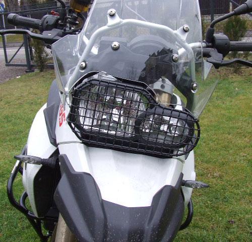 protection de phare BMW F650, F700, F800 GS
