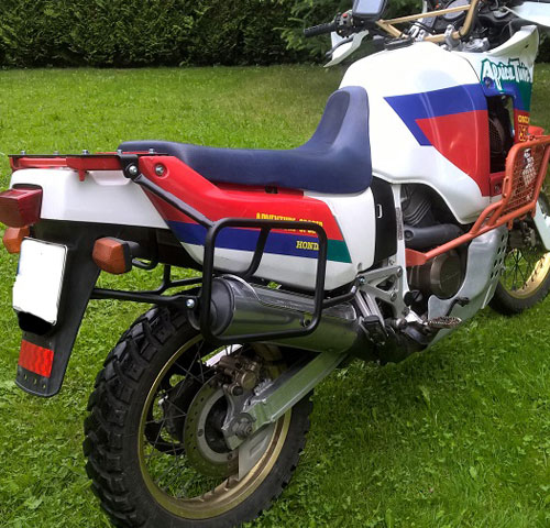 supports de valise africa twin 750 RD04