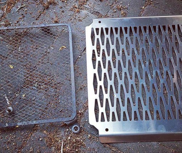 Grille / Protection radiateur KLE 500