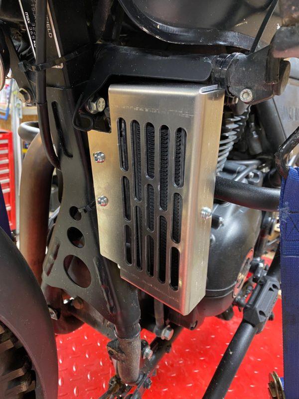 protection de radiateur royal enfield himalayan