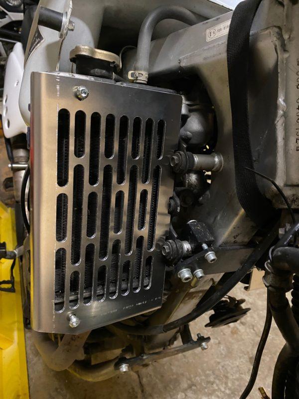 Grille radiateur Transalp 600