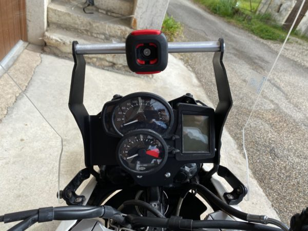 Support GPS pour BMW F800 GS