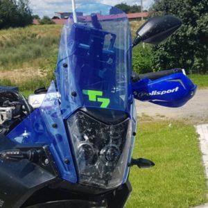 Bulle haute Yamaha Ténéré 700 T7